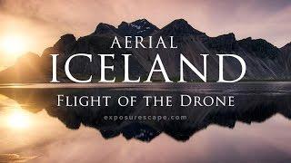Aerial ICELAND: Flight of the Drone — exposurescape.com