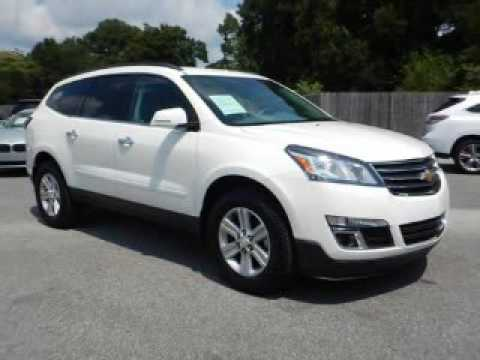2014 chevrolet traverse pensacola fl youtube for Frontier motors pensacola fl