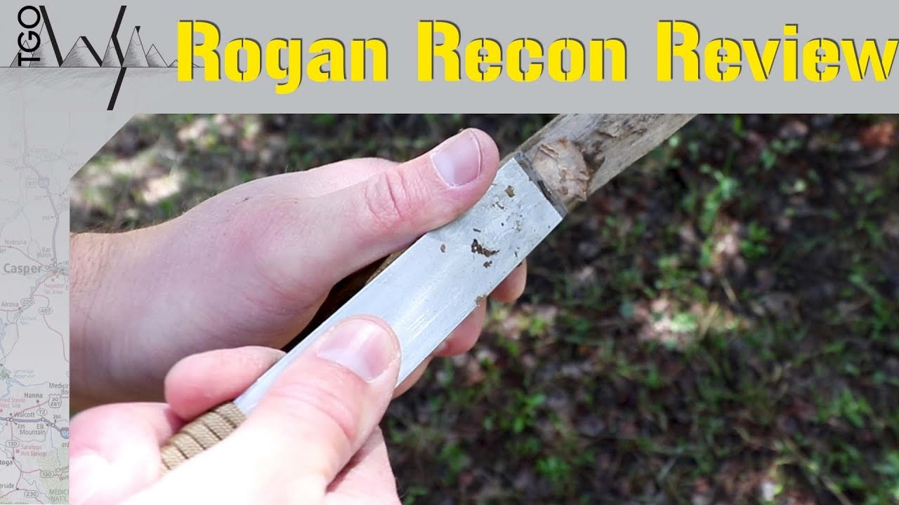 Rogan Recon Review