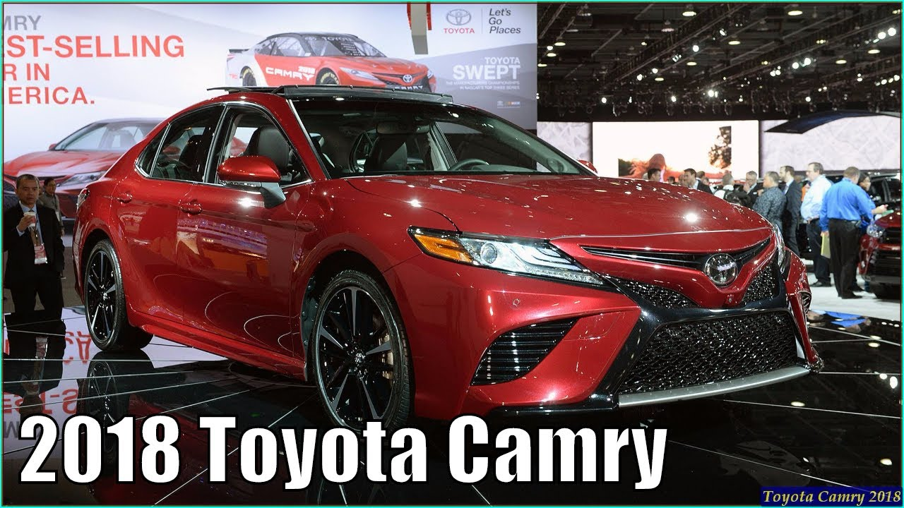 All New 2018 Camry Release Date Lampu Belakang Kijang Innova Toyota Xse Redline Review And Specs Car