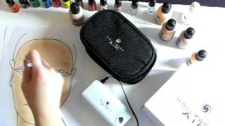 The New 'Mini 500' at Home Use Personal Airbrush Compressor Thumbnail