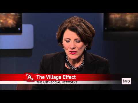 Susan Pinker: The Village Effect