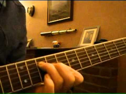 Wildwood Flower (Chet Atkins style) with easy chords - YouTube