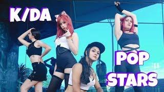K/DA - Pop Stars (ft Madison Beer, (G)I-DLE, Jaira Burns) Dance Cover by Sunday Dance Team