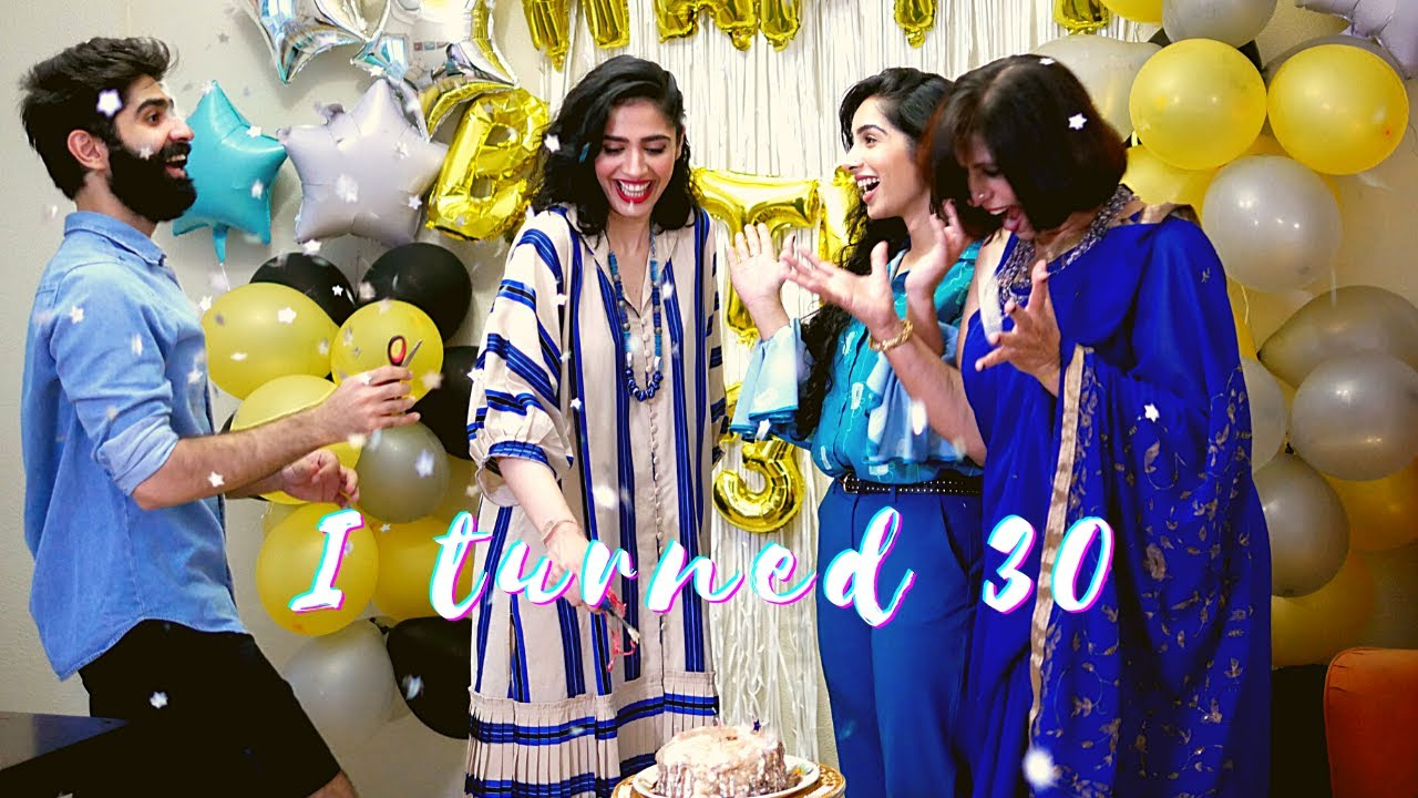 Meet my Family   Birthday Vlog 2020