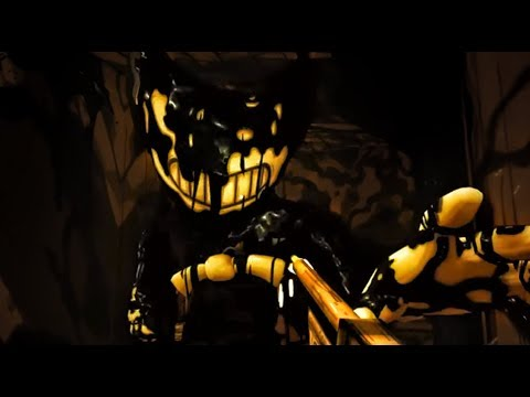 roblox bendy and the ink machine chapter 1 - YouTube