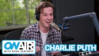 Charlie Puth Performs