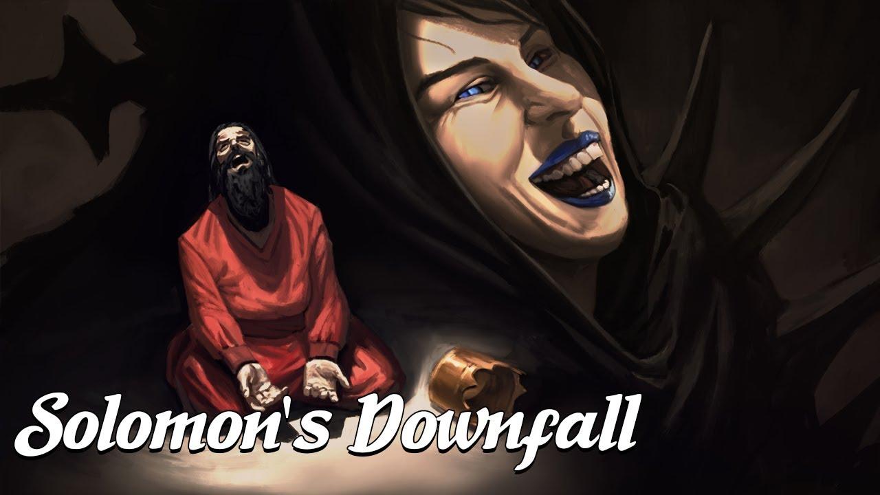 Download Solomon's Downfall [Testament of Solomon] (Angels & Demons Explained)