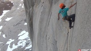 Bivy Recipe, Flute Tunes & Progress Up Big Wall | The Whistler, the Wizard & the Raccoon, Ep. 4
