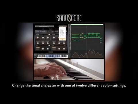 SONUSCORE -  Origins Vol.1: Steel Tongue & Sansula