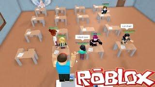 Roblox / Roblox High School / Let's Cut Class! / Gamer Chad Gioca