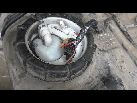 Как заменить бензонасос на форд мондео 4
