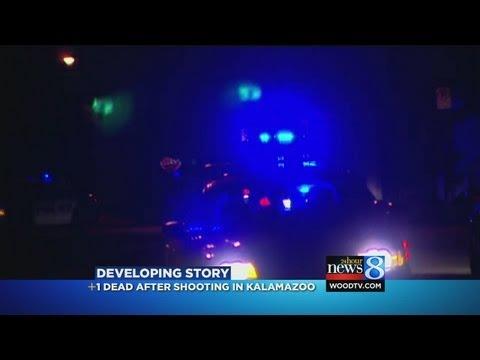 1 Shot, Killed In Kalamazoo