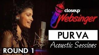 Dekh Le (Acoustic Version) - Munna Bhai M.B.B.S.| Purva Mantri | #CloseUpWebsinger