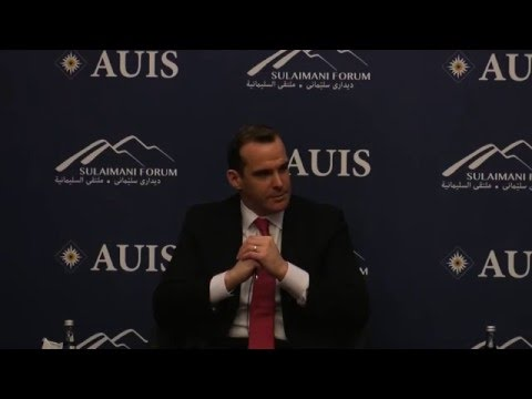 Sulaimani Forum 2016 Panel 1: Confronting ISIS