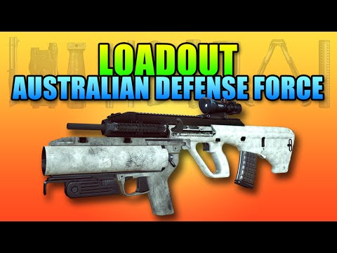 Loadout - Australian Defense Force AUG A3 M320 HE | Battlefield 4 Assault Rifle Gameplay