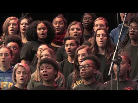 'Total Praise' McCaskey Gospel Choir and Lancaster Mennonite School