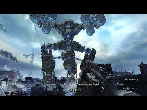 Wolfenstein: The New Order - London Monitor Boss Fight