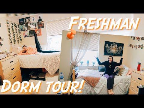 FRESHMAN DORM TOUR!! | Semi Private Suite IUP