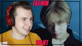 Music Critic Reacts to TAEMIN - WANT