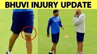 latest update on bhuvneshwar kumars injury southampton icc cwc 2019 sports tak