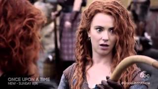 Here's What Happens When Merida Meets Mulan on Once Upon a Time VIDEO  TV Insider