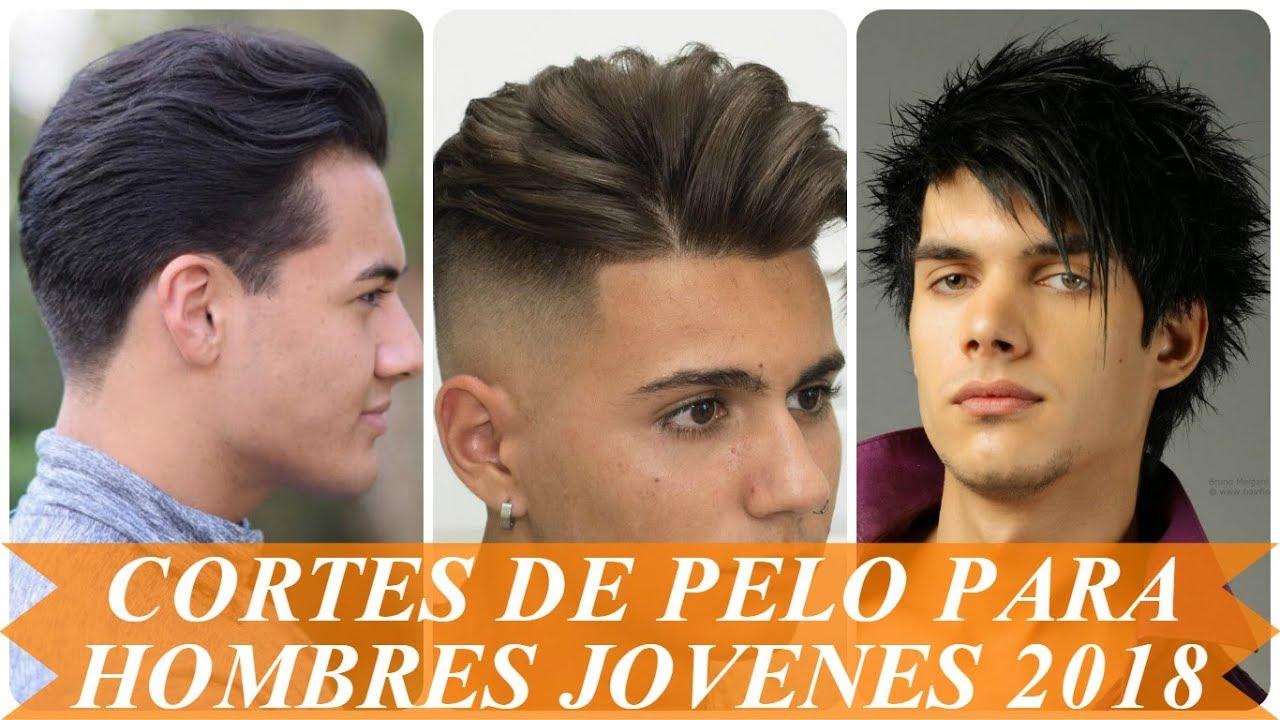 Cortes De Pelo Para Hombres Jovenes 2018