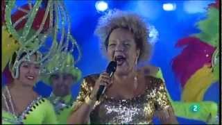 """KAOMA  Lambada en vivo 2013 """"Loalwa Braz"""""""