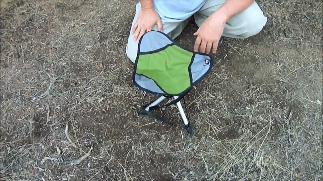Backpacking Stool Youtube