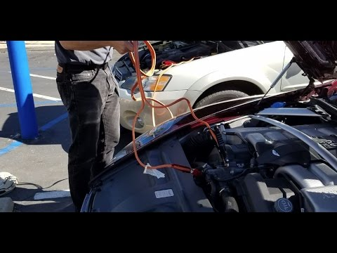 Stranded By A Dead Battery In My Aston Martin Db9 Youtube