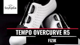TEMPO OVERCURVE R5 - Fizik