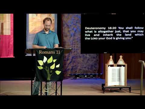 GUEST SPEAKER Henry Thrun: COMMUNITY: Human Authority in Torah