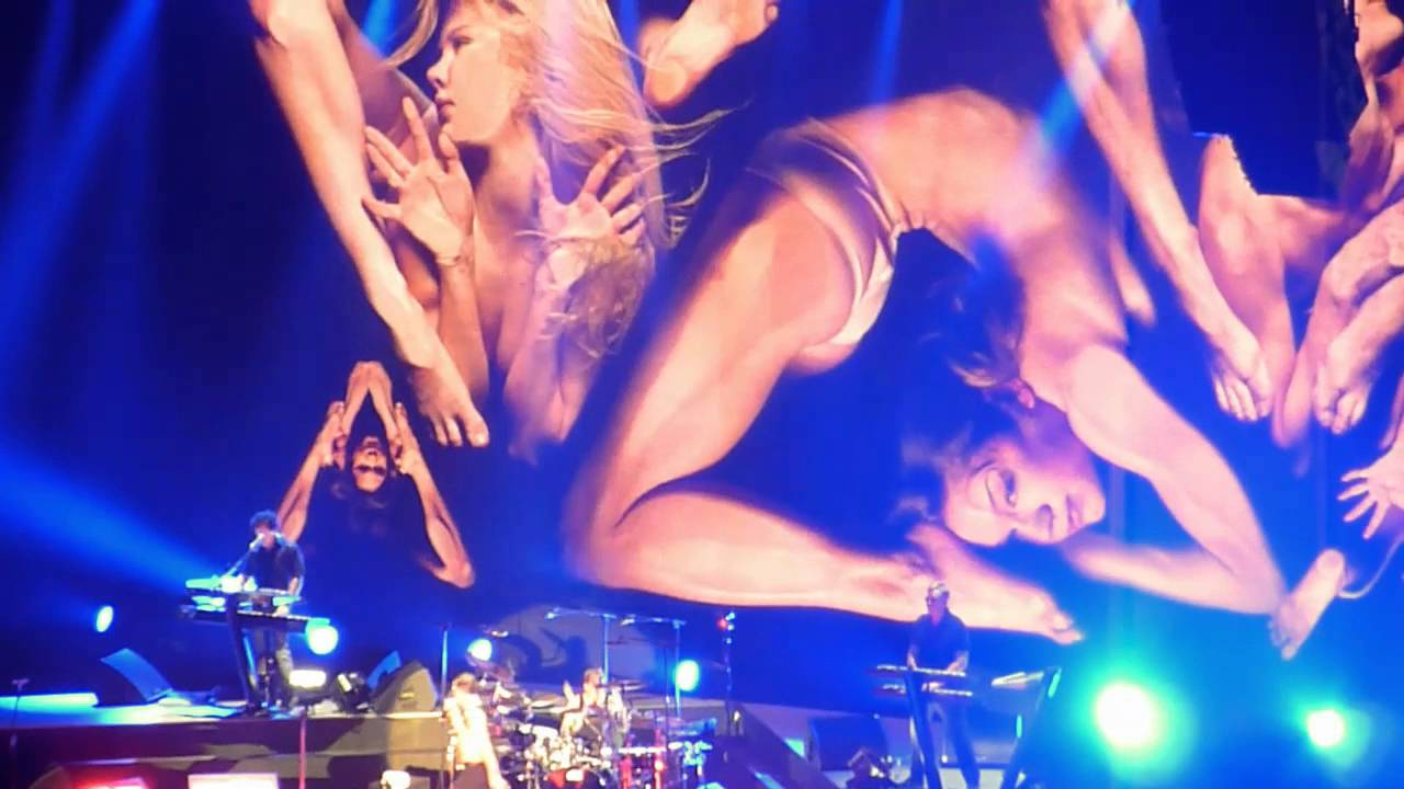Depeche Mode live in Zurich 2014 - Enjoy The Silence / PA Failure