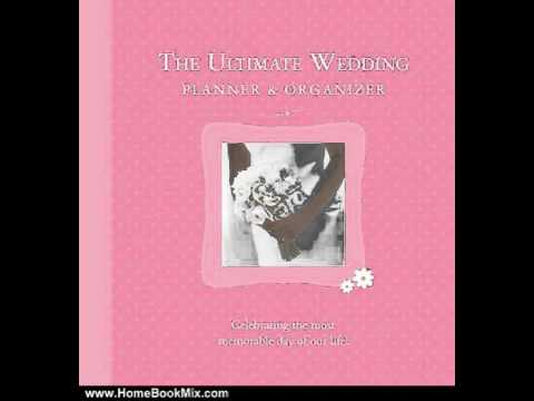 Home Book Review The Ultimate Wedding Planner Organizer By Alex A Lluch