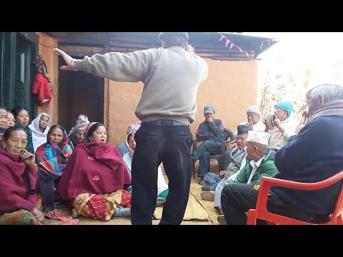 syangja nepal magar ghamray rodhi dance traditional songs rabi lamichany salik pudasani chitwan poli