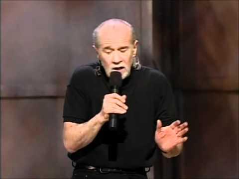George Carlin - fart jokes