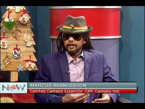 Father Robert LLanos And Cannabis Expert Marcus Ramkissoon Discuss ...