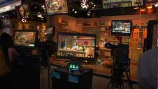 The Elaborate Shooting Galleries Of Nab Show 2012