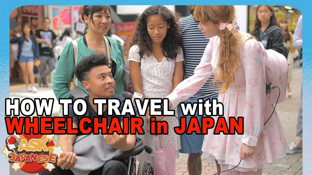 Is Japan Barrier-free? How to travel by wheelchair in Japan