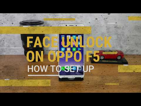 Download Youtube: Face Unlock on Oppo F5- How to Set up