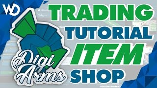 CS:GO - Item TRADING Tutorial - Wie funktioniert der DigiArms.com Shop