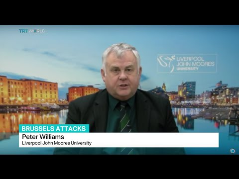 Interview with Peter Williams from John Moores University on Brussels attacks