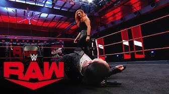 Becky Lynch takes out Shayna Baszler in sneak attack: Raw, March 23, 2020