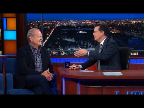 Kelsey Grammer Is Fine Being A Conservative In Hollywood
