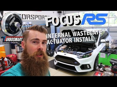 MORE BOOST FOR THE FOCUS RS