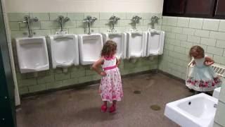 Boy Toilets