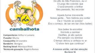 Bloco Unidos da Cambalhota 2015 / São João Del Rei-MG