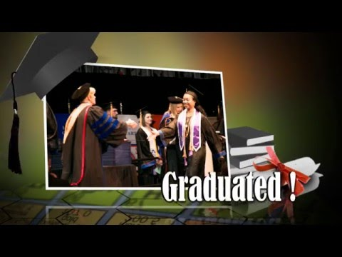 Blossom Anyanwu's BSN Graduation Ceremony by Oliab Video Production 214-938-2418