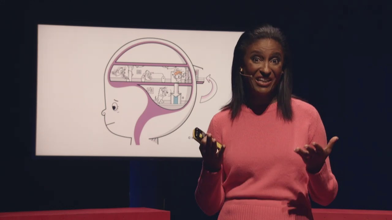 The power of your thoughts for a healthy life | Karella Easwaran | TEDxTübingen