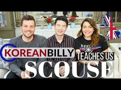 10 Words & Phrases Only Scousers Use | Korean Billy | Liverpool Accent